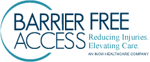 Barrier Free Access Logo